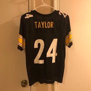 Ike Taylor Steelers Jersey